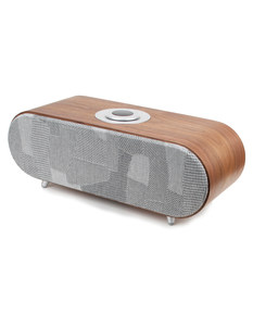 WS-A70 Network Audio System Walnut