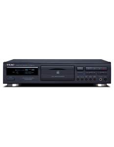 CD-RW890MK2 CD-Player/Recorder Black