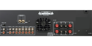 A-R630MK2 Integrated Amplifier Black