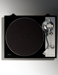 TN-4D-O Direct Drive Turntable Black