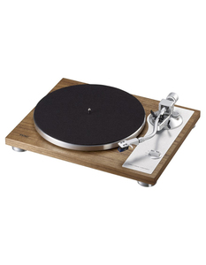 TN-4D-O Direct Drive Turntable Walnut