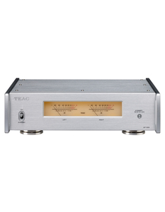 AP-505 Stereo Power Amplifier Silver
